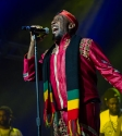 Jimmy Cliff, Photo By Ian Laidlaw