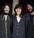 Courtney Barnett and The Courtney Barnetts, Photo By Mary Boukouvalas