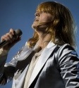 Florence and the Machine. Photo by Zo Damage