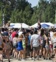 Crowd, Photo By Ian Laidlaw