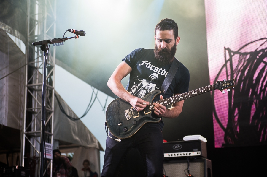 Ian Kenny Of Karnivool Describes 2013 As A Nutball Year ...