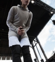Justin Bieber performs at Cockatoo Island photo by Ros O'Gorman