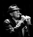 Leonard Cohen, Photo By Ian Laidlaw
