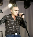 Morrissey: Photo Ros O'Gorman