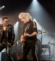 Queen + Adam Lambert photo by Ros O'Gorman