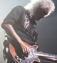 Brian May. Photo by Ros O'Gorman