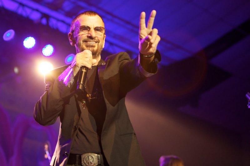 Ringo starr hair transplant ringo starr s all starr band festival