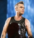 Robbie Williams. Photo by Ros OGorman