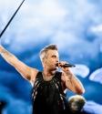 Robbie Williams. Photo by Ros OGorman