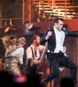 Robbie Williams, Photo by Ros OGorman