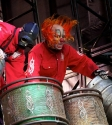 Slipknot - Photo By Ros O'Gorman