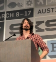Dave Grohl, Keynote SXSW, Photo By Mary Boukouvalis