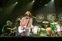 Eddie Vedder of Pearl Jam. photo by Ros O'Gorman