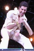 Perry Farrell of Jane's Addiction. Photo by Ros O'Gorman.