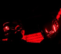 Daft Punk photo by Tim Cashmere, Noise11, photo
