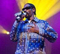 Snoop Dogg image by Ros O&#039;Gorman noise11.com photos