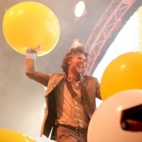 The Flaming Lips. image by Ros O&#039;Gorman photos noise11.com