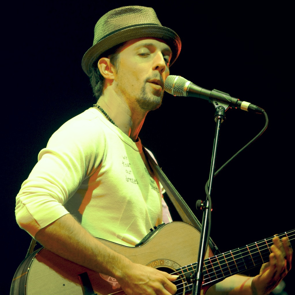 Jason Mraz Christens Album Number Four