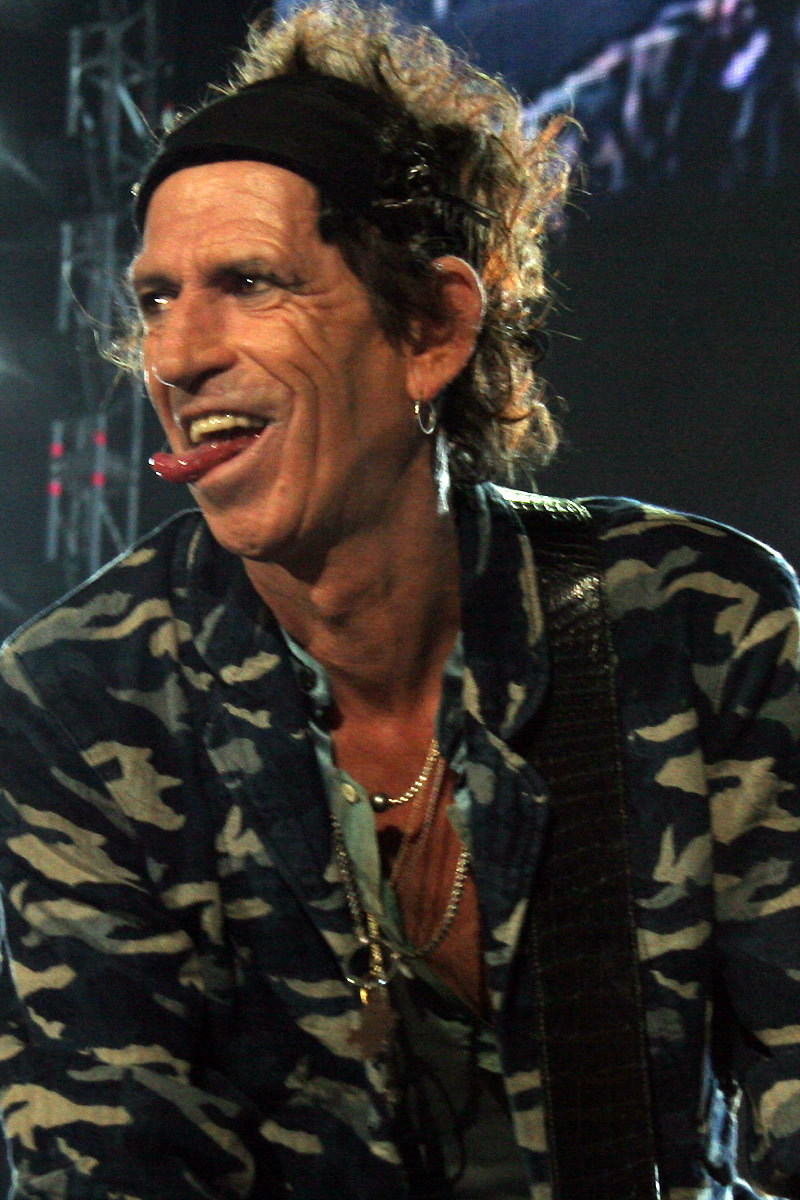Keith Richards Yet To Nail Jumping Jack Flash Live ...