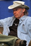 Neil Young at SXSW. Photo by Ros O'Gorman