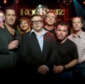 The cast of Rockwiz