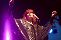 Florence + The Machine. Photo by Ros O&#039;Gorman.