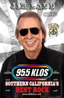 Jim Ladd, formerly of KLOS