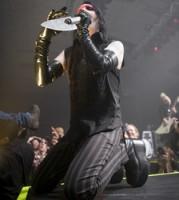 Marilyn Manson. Photo by Ros O'Gorman.