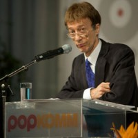 Robin Gibb. photo by Ros O'Gorman