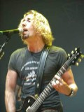 Chad Kroeger, Nickelback. Photo by Ros O'Gorman