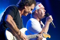 Cold Chisel, Jimmy Barnes and Ian Moss - Photo By Ros O&#039;Gorman