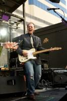 John Hiatt at SXSW - photo by Ros O'Gorman