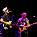 Nick Lowe and Ry Cooder - Photo by Ros O'Gorman