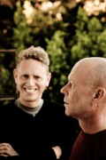 Vince Clarke and Martin Gore of VCMG