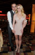 Britney Spears Celebrates Engagement at Planet Hollywood Resort & Casino. (PRNewsFoto/Planet Hollywood Resort & Casino)