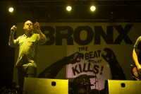 The Bronx, Soundwave 2011 - Photo By Ros O'Gorman
