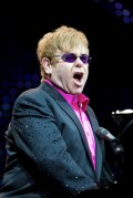 Elton John - image by Ros O&#039;Gorman