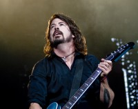 Dave Grohl, Foo Fighters - Photo by Mary Boukouvalas