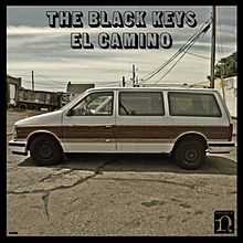 THE BLACK KEYS The-Black-Keys-El-Camino