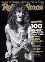 Rolling Stone Eddie Van Halen cover image photo noise11.com