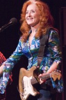 Bonnie Raitt - Photo By Ros O&#039;Gorman