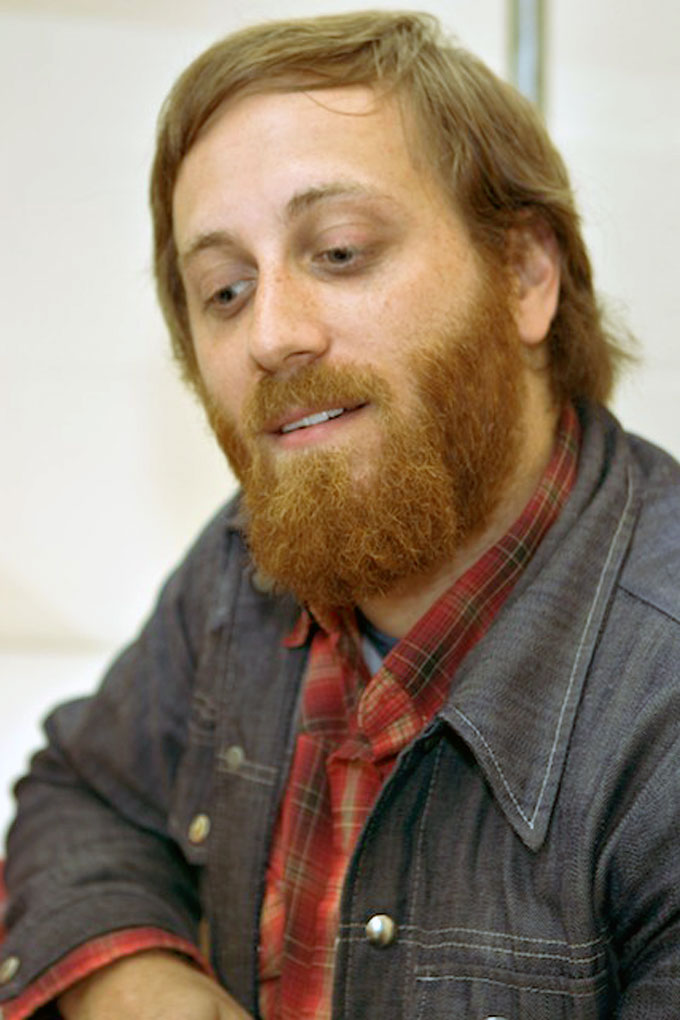 Dan Auerbach Photo By Ros O Gorman Noise11 Com