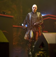 Rob Halford, Judas Priest - Photo By Ros O&#039;Gorman