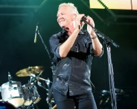 Icehouse, Iva Davies - Photo By Ros O'Gorman