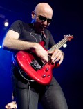 Joe Satriani - Photo By Ros O'Gorman