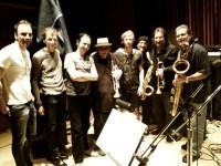 Muse in the studio Feb 2012