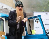 Billy Gibbons, Noise11, SXSW 2012, Ros O&#039;Gorman, Photo