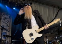 Billy Gibbons - Photo By Ros O'Gorman