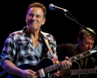 Bruce Springsteen - Photo By Ros O'Gorman
