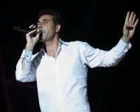 Serj Tankian, System Of A Down, Soundwave 2012 - Photo By Ros O&#039;Gorman